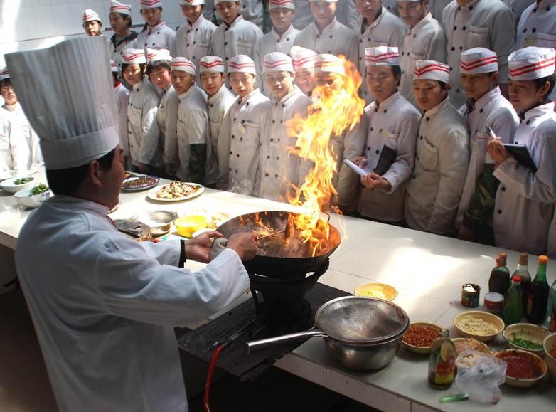 厨师的职业发展